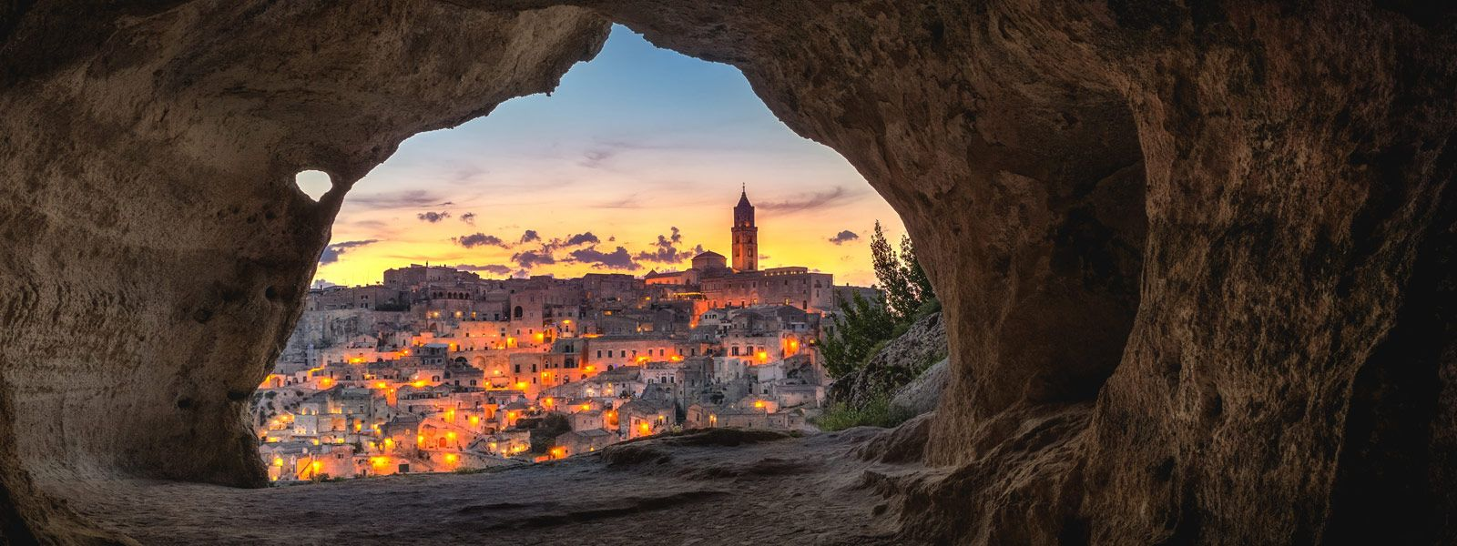 A Matera, Capitale europea della cultura 2019.In Matera, 2019 European Capital of Culture.